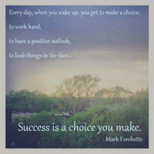 success-is-a-choice-forchette-